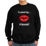 Fueled by Kisses Sweatshirt (dark)