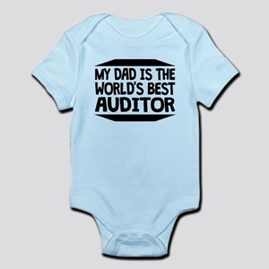 My Dad Is The Worlds Best Auditor Body Suit