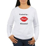 Fueled by Kisses Women's Long Sleeve T-Shirt