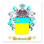 Negrel Square Car Magnet 3