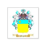 Negrel Square Sticker 3