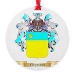 Negreanu Round Ornament