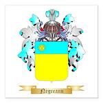 Negreanu Square Car Magnet 3