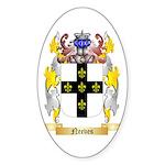 Neeves Sticker (Oval 50 pk)