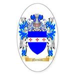 Neeson Sticker (Oval 50 pk)
