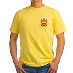 Neese Yellow T-Shirt