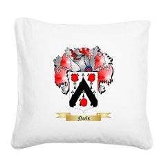 Neels Square Canvas Pillow