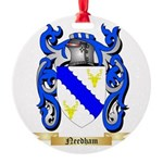 Needham Round Ornament