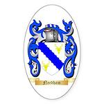 Needham Sticker (Oval 50 pk)
