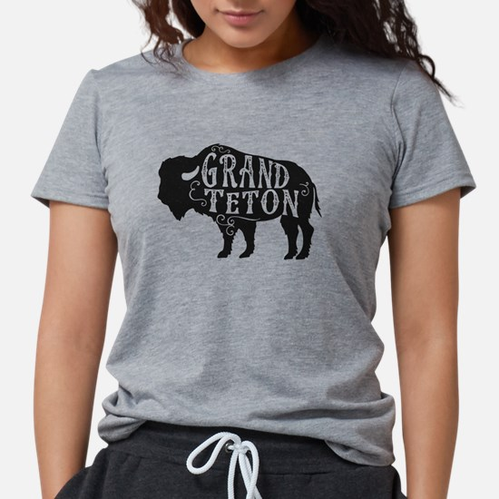 Grand Teton Buffalo T-Shirt