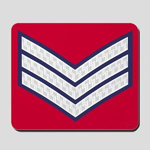 British Sergeant<BR> Mousepad 2