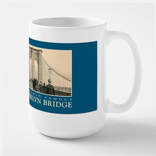 Brooklyn Bridge Coffee Mugs