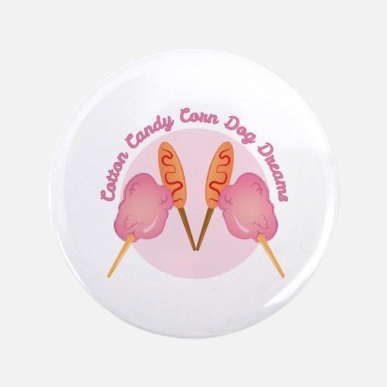 Cotton Candy Dreams Button
