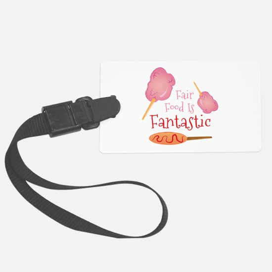 Better On A Stick Luggage Tag