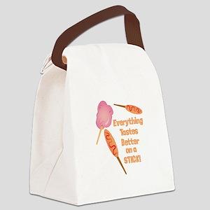 Fair Food Canvas Lunch Bag