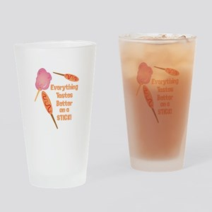 Fair Food Drinking Glass