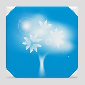 Spirit tree Tile Coaster