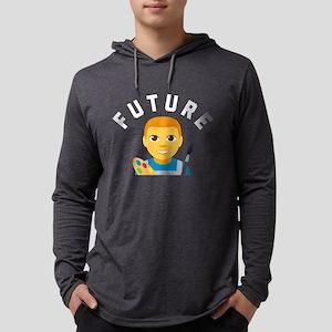 Emoji Future Artist Mens Hooded Shirt