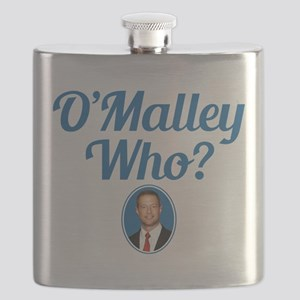 O'Malley Who 2016 Flask
