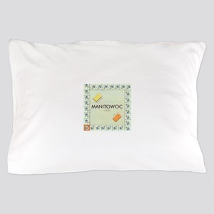 Manitowoc County monopoly Pillow Case
