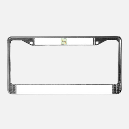 Manitowoc County monopoly License Plate Frame