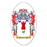 Neaverson Sticker (Oval 50 pk)