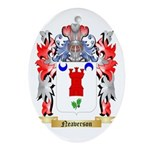 Neaverson Oval Ornament