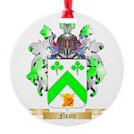 Neate Round Ornament