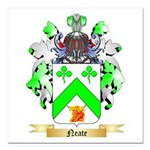 Neate Square Car Magnet 3