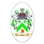 Neat Sticker (Oval 50 pk)