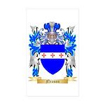 Neason Sticker (Rectangle 50 pk)