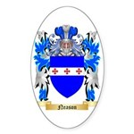 Neason Sticker (Oval 50 pk)