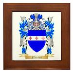 Neason Framed Tile