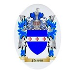 Neason Oval Ornament