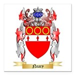 Neary Square Car Magnet 3