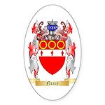 Neary Sticker (Oval)