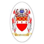Neary Sticker (Oval 50 pk)