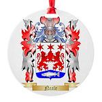 Neale Round Ornament