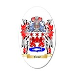 Neale 20x12 Oval Wall Decal