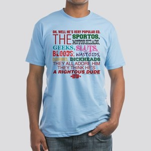 Very Popular Fitted T-Shirt