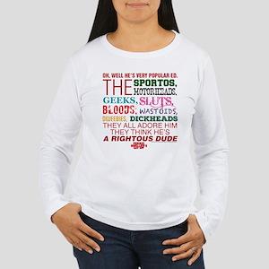 Very Popular Women's Long Sleeve T-Shirt