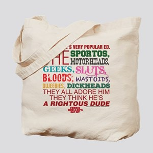 Very Popular Tote Bag