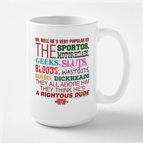 Very Popular Large Mug