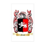 Neale English Sticker (Rectangle)