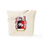 Neale English Tote Bag