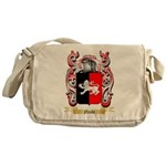 Neale English Messenger Bag