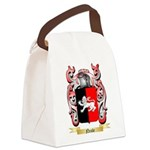 Neale English Canvas Lunch Bag