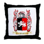 Neale English Throw Pillow
