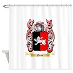 Neale English Shower Curtain