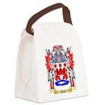 Neal Canvas Lunch Bag